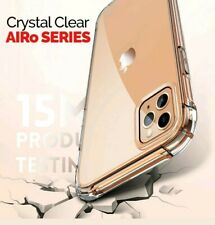 Clear Case For Iphone 11 Pro soft silicon High Quality 4 Corner Protection