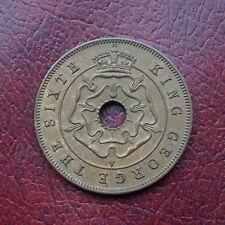 Southern Rhodesia 1950 BRONZE Penny