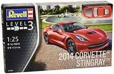 Revell Corvette Stingray C7 1 25 #07060