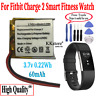 New Replacement 60mAh 0.22Wh Battery for Fitbit Charge 2 Smart Fitness Watch