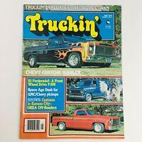 Truckin' Magazine May 1978 Vol 4 #5 Chevy Custom Hauler & El Fordado F-100