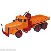 KAELBLE KDV22 Z8T historische Schwerlast-Zugmaschine,   NZG 1:50 452/65 Orange
