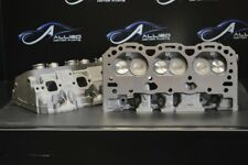 Cylinder Head Chevy 1500 S-10 Blazer 4.3L 262ci 181 Screw In Studs 91-95 - PAIR