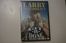 Larry The Cable Guy - Git-R-Done (DVD, 2004) NEW