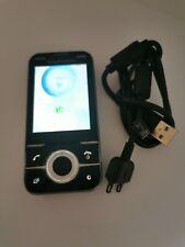 Sony Ericsson Yari U100i Black T Mobile Phone 5MP Camera Slide MP3 Player