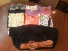 Lot of 10 cs of clothing for ladies sz: M-Medium