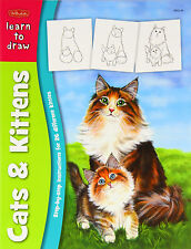 Learn to Draw Cats and Kittens by Walter Foster (Paperback) FREE shipping $35