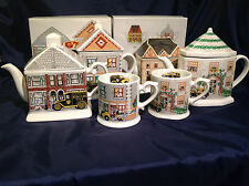 Wade Decorative Collector Teapots
