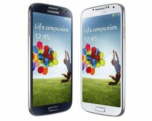 Original Samsung Galaxy S4 T-Mobile IV SGH-M919 16GB Smartphone WHITE-BLACK