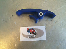 Husqvarna FE FC TC TE chain guide slider blue