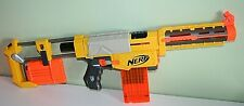 Nerf Recon CS-6 with Barrel Stock Extended 12 & 6 Dart Mag Clip