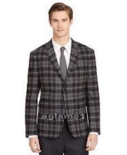 $1250 Brooks Brothers Thom Browne for Black Fleece wool blazer jacket BB2 M