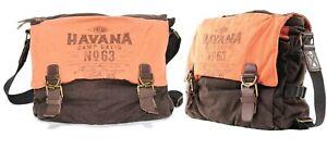 CAMP DAVID  Ortega River Messengerbag Schultertasche Vintage