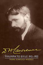 The Cambridge Biography of D. H. Lawrence 3 Volume Set: D. H. Lawrence: Triumph