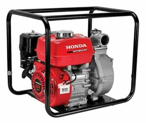 NEW GENUINE HONDA WATER PUMP WH20XT