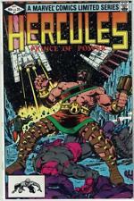 HERCULES (1982 Mini Series) 1 2 3 4 - (1982 Mini Series) 1 2 3 4 - All Near Mint