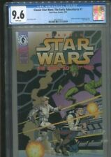 CLASSIC STAR WARS THE EARLY ADVENTURES 7 RUSS MANNING CGC NEAR MINT PLUS 9.6