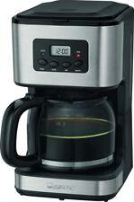 Clatronic Kaffeemaschine+Timer Kaffeeautomat+LCD-Zeitschaltuhr bis zu 14 Tassen
