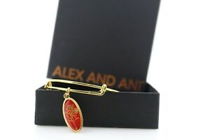 BRAND NEW ALEX AND ANI LOVE POTION YELLOW GOLD WITH TAGS AND BOX