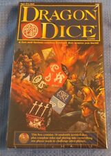 DRAGON DICE 1995 STARTER PACK MINT CONDITION FREE SHIP