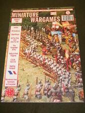 MINIATURE WARGAMES - SHREWSBURY - MARCH 1995 # 142