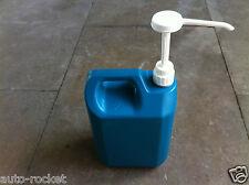 Autosmart 5 litre ketchup style pump dispenser (For Plastic 5l tubs)