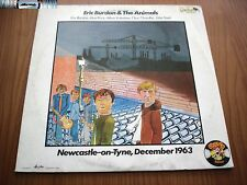 Eric Burdon & The animals - Newcastle on tyne - LP 1979