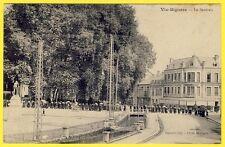 cpa 65 - VIC en BIGORRE (Hautes Pyrénées) Le SENDREIX Grand Café PROCESSION
