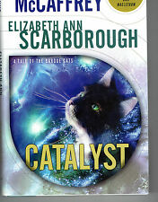 ELIZABETH ANN SCARBOROUGH hcdj Catalyst ANNE MCCAFFREY barque cats #1