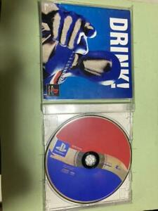 PlayStation PS1 Pepsiman Game Soft With Case and Booklet Operation not confirmed