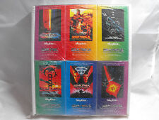STAR TREK THE CINEMA COLLECTION WIDESCREEN, COMPLETE SET OF ALL 6
