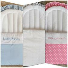 Baby Nest/Foot Muff - Cosy Toes Polka Dots