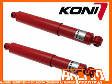 FORD FALCON BA BF SEDAN 9/2002-4/2008 KONI ADJUSTABLE REAR SHOCK ABSORBERS