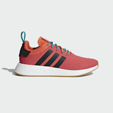 Adidas Originals Men's  NMD_R2 Summer Vintage Sole Sneakers CQ3081