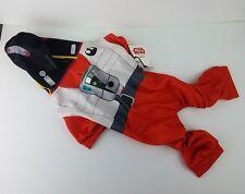 Star Wars Poe Dameron Light Side Dog Pup Hoodie Size Medium Petco Costume NWT