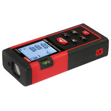 UT390B+ 40M Optical Handheld Range Finder Distance Meter Laser Measure Tool