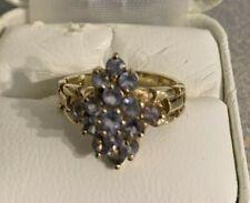 Beautiful 10K Amethyst Ring