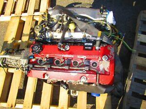 JDM 2004 HONDA S2000 AP1 F20C ENGINE 6 SPEED TRANSMISSION * TRANS IS BROKEN *