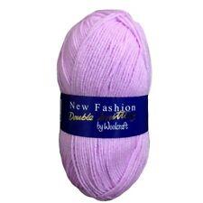 Fashion Double Knit 100g Knitting Wool Yarn WOOLCRAFT DK 139 Clematis