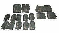 US Military ACU MOLLE II Grenadier 16 Piece Pouch Set ACU Digital Camo Kit