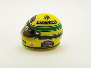 Helmet Ayrton Senna Williams Imola 1994 JF Créations 1/12 Helmet F1 Pin's Rare