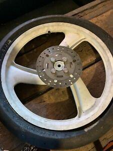 Grimeca Magnum Racing XR Jante Avant 17 pouces + disque