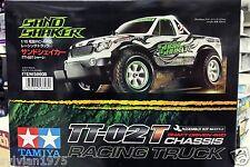 Tamiya # 58608 1/10 Rc Sandshaker - Tt02T New In Box
