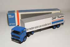LION CAR DAF 2800 TRUCK WITH TRAILER DE MOTOR VOOR UW RENDEMENT EXC. BOXED