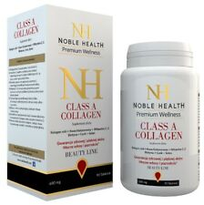 Noble Health Class A Fish Collagen 90 Tabs Original UK Stock!