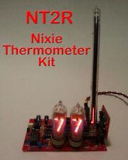 Nixie Thermometer Kit - PCB & Parts - NT2RA - No Tubes