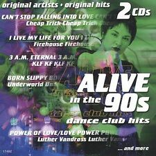 Alive in the 90s CD