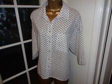 Ladies blouse/Shirt Size 14 fit 14/16/18