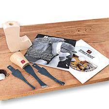Flexcut #SK110 3-Blade Beginner Craft Carver Set