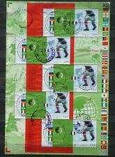 FRANCE  2002 bloc feuillet n° 49 oblitéré